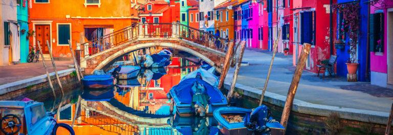 Burano, Venice Italy