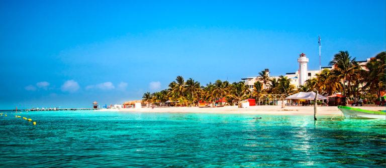 Isla Mujeres Mexico iStock_000016099345_Large