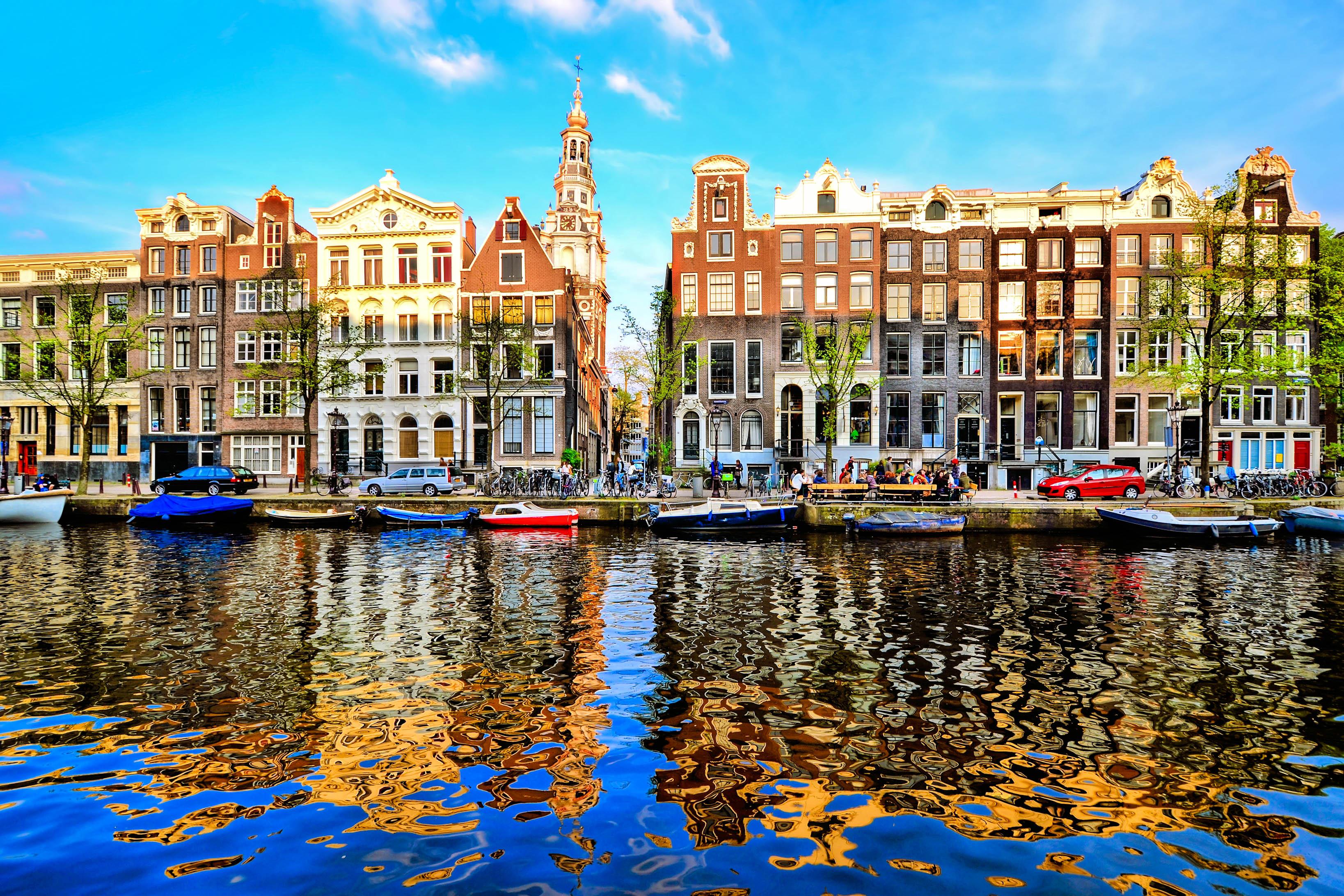 Hoteles Amsterdam Trivago