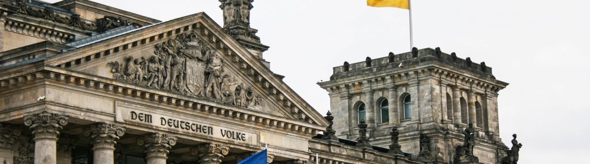 Reichstag – Berlin, Germany