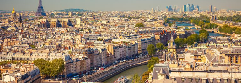 View on Paris form Notre Dame cathedral_shutterstock_113654788