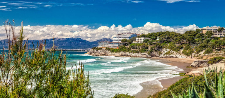 beach in Salou Costa Dorada Spain shutterstock_257103499-2