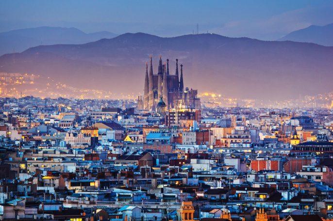 La vuelta al Mundo Barcelona