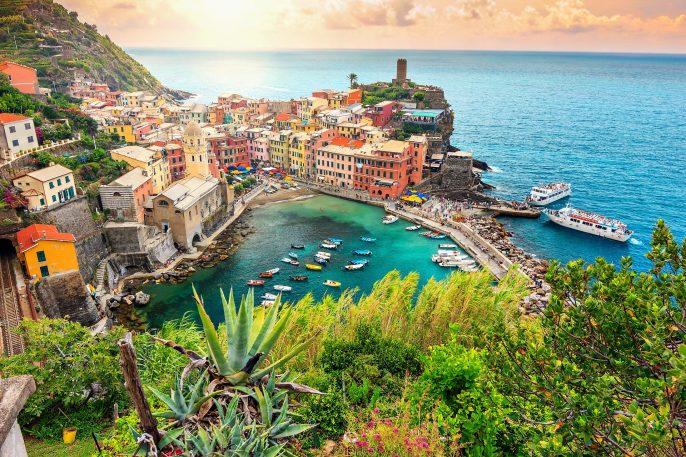 Viaje a Cinque Terre