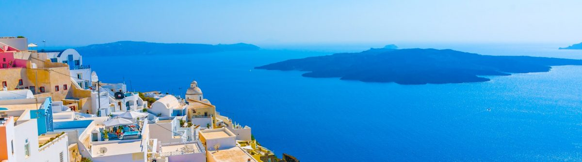 Septiembre en Santorini