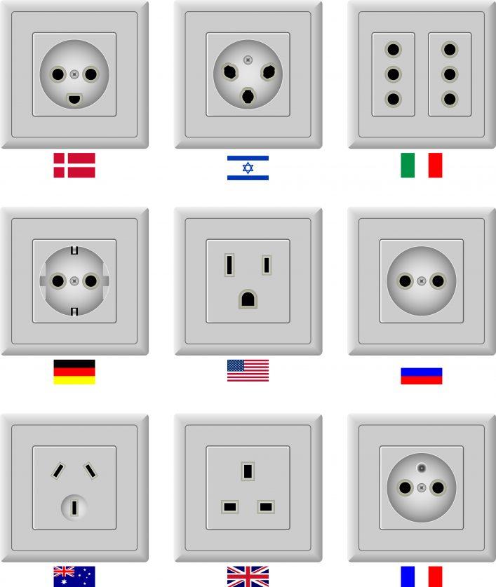AC power sockets shutterstock_147150392