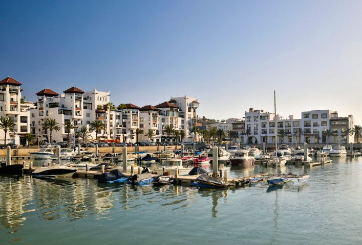 Ciudades Imperiales Agadir