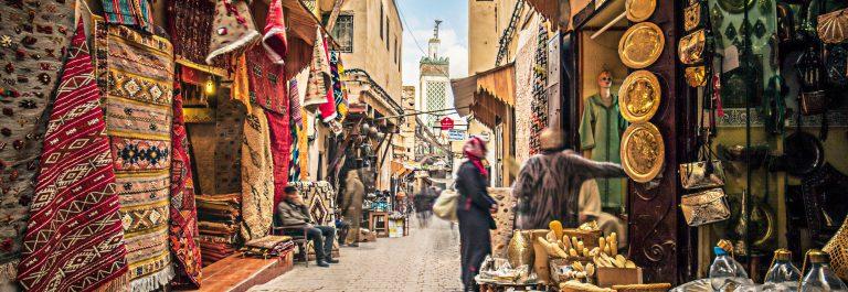 Ciudades Imperiales Fez