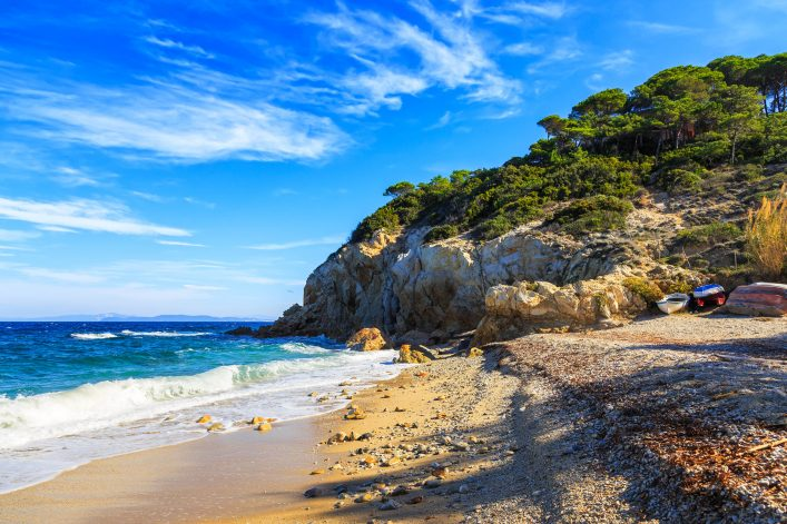 La Toscana isla Elba