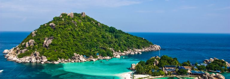nang yuan island at south of Thailand shutterstock_85010095-2