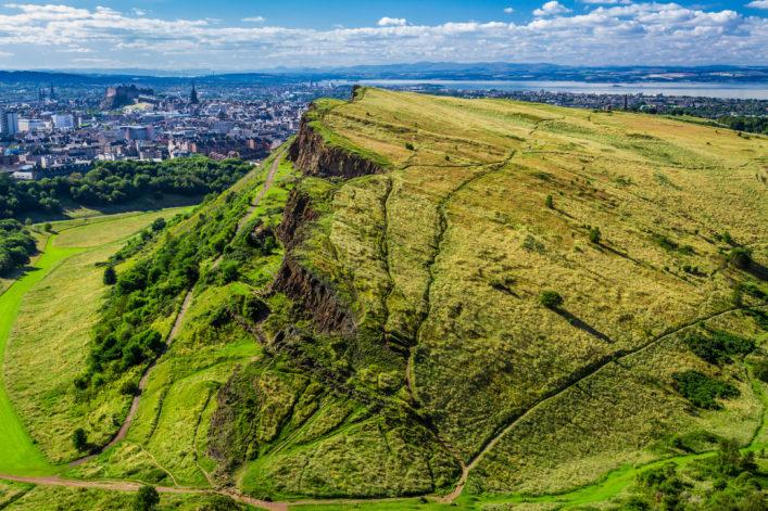 Consejos para tu viaje a Edimburgo Arthur's Hill