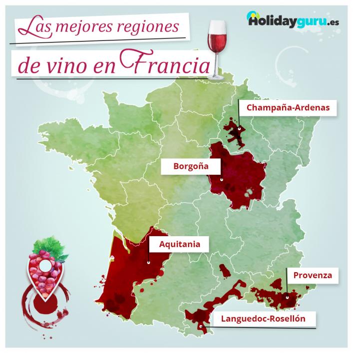 vino francia