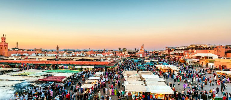 Escapada a Marrakech