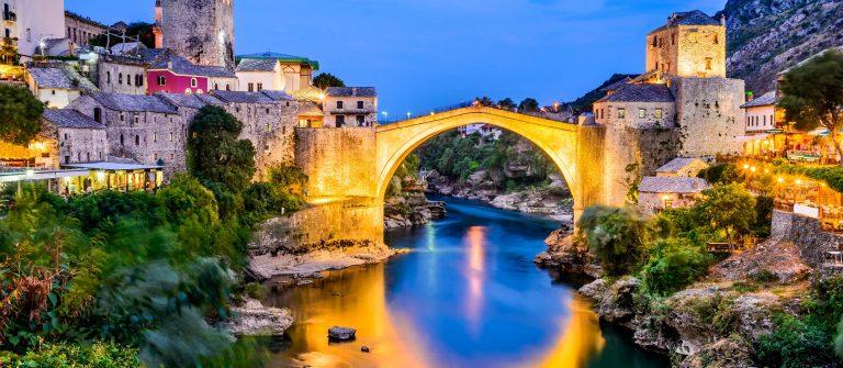 circuito por croacia y bosnia
