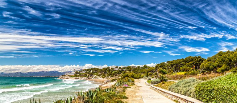 beach in Salou Costa Dorada Spain shutterstock_198076370-2