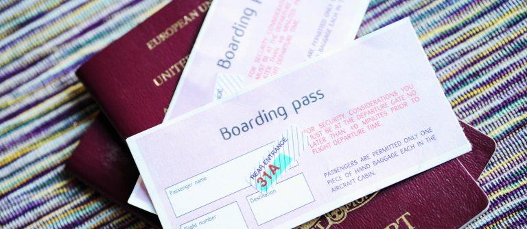 Nunca publiques tu boarding pass