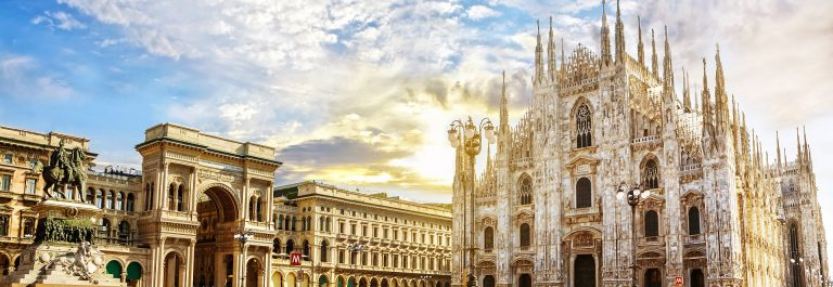Milano Mailand Italy shutterstock_662857045