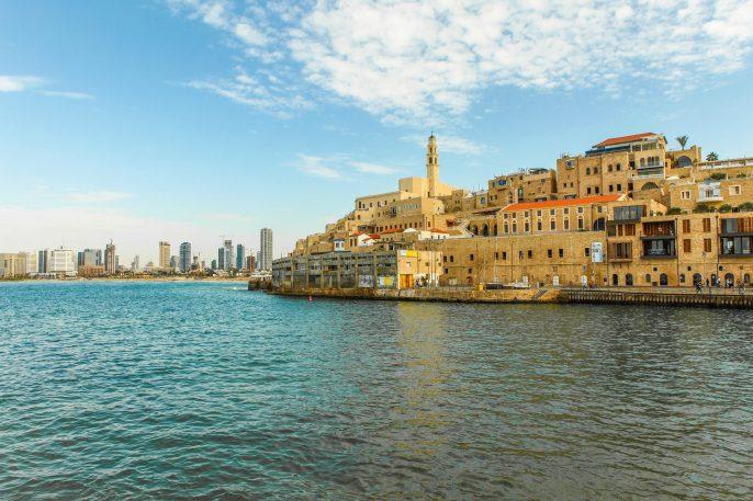 View of Jaffa