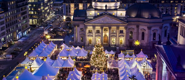 christmas market on berlin gendarmenmarkt at night shutterstock_42961615-2