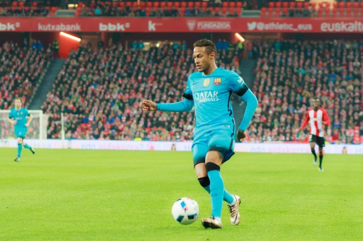 Traspaso de Neymar por 222 millones de euros