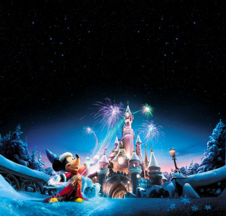 navidades únicas en Disneyland parís vacaciones