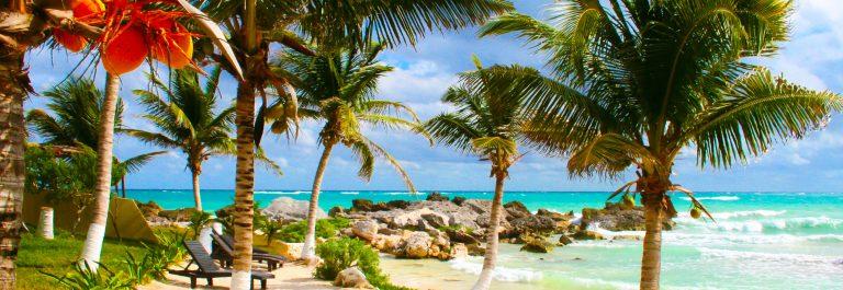 Flic en Flac Beach – Mauritius, Indian Ocean