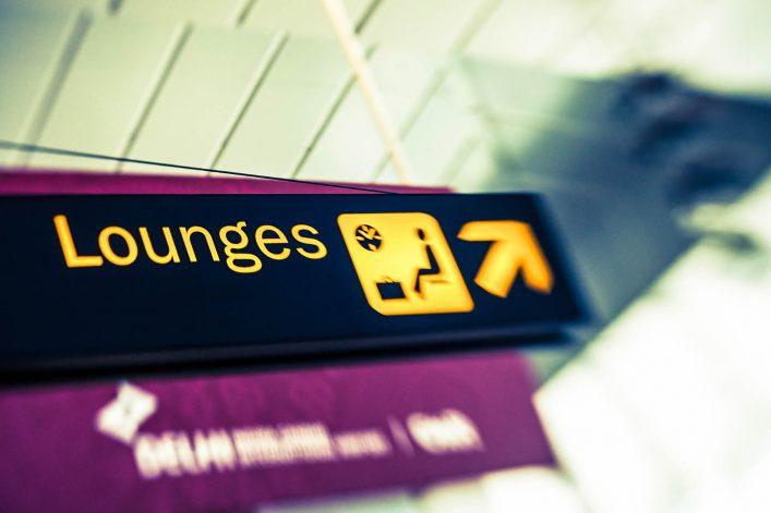 Qué hacer cuando se retrasa o cancela tu vuelo lounge