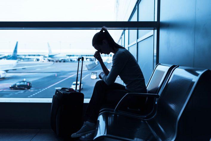 Qué hacer cuando se retrasa o cancela tu vuelo equipaje de mano
