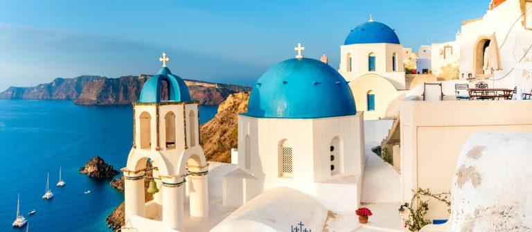 Vuelos baratos a Grecia, Santorini