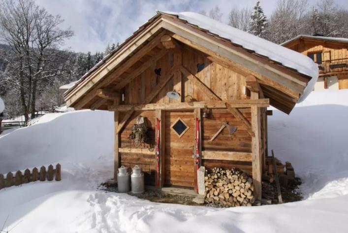 Airbnb ideales para este invierno Mont Blanc Alpes