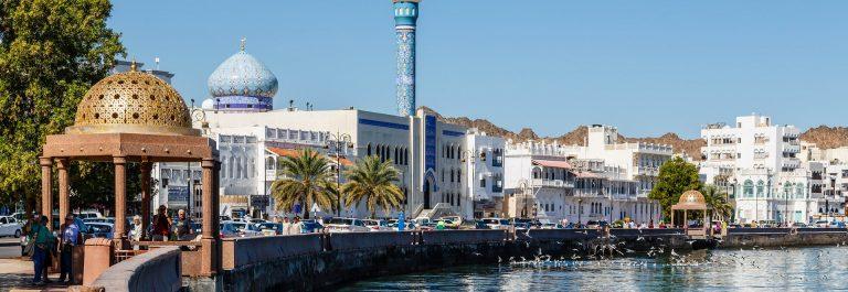 Muscat, capital of Oman_shutterstock_185660405-2