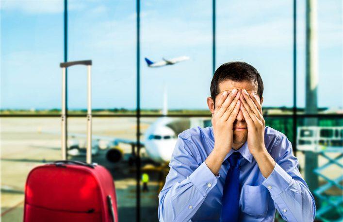 Qué hacer cuando se retrasa o cancela tu vuelo
