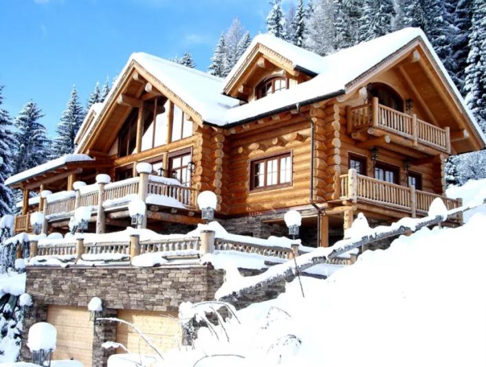 Airbnb ideales para este invierno