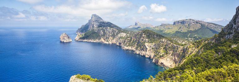 Mirador es Colomer – Cap de Formentor / Majorca