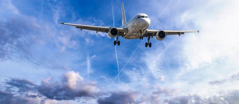 Passenger plane take off shutterstock_519607591-2