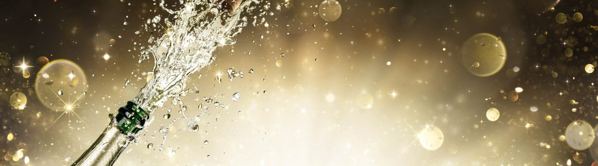 Champagne Explosion – Celebration New Year