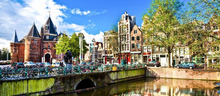 Impressssive Amsterdam Netherlands iStock_000062264322_Large-2