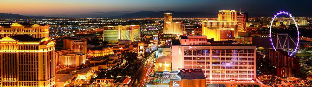 Never sleep Las Vegas