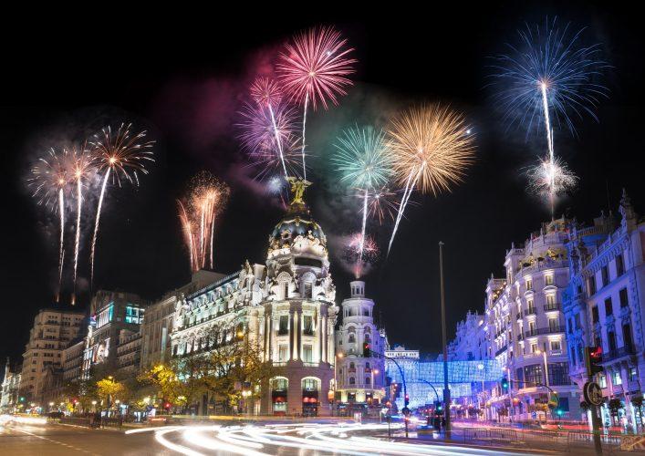Qué hacer en Nochevieja en Madrid con niños
