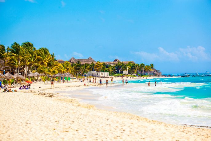 Vacaciones en Riviera Maya con Todo Incluido