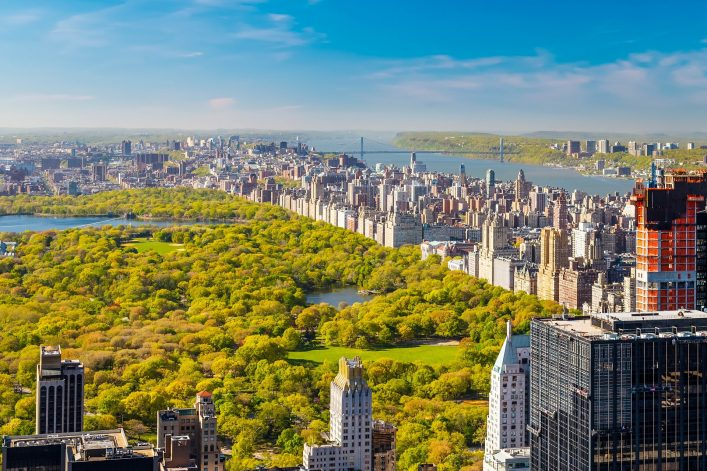 View on central park in New York shutterstock_110324678-2 1920