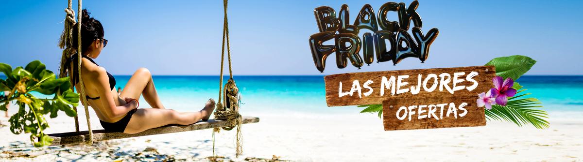 black friday mejores ofertas viajes