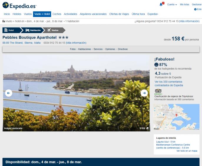 viaje a malta mediterráneo