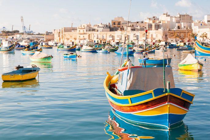 Malta Valletta shutterstock_274378319