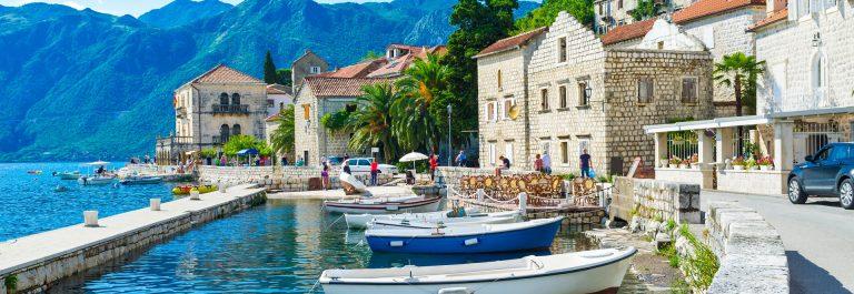 vacaciones en montenegro
