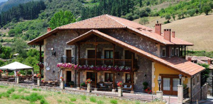 hotel en los picos de europa cantabria