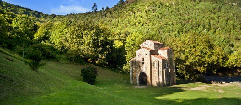 San-Miguel-de-Lillo-Oviedo-Spain-shutterstock_98288672