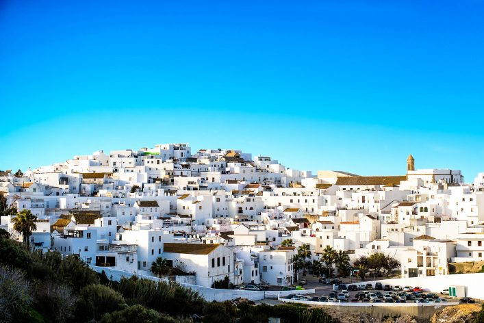 Vejer de la Frontera in Andalusia, Spain
