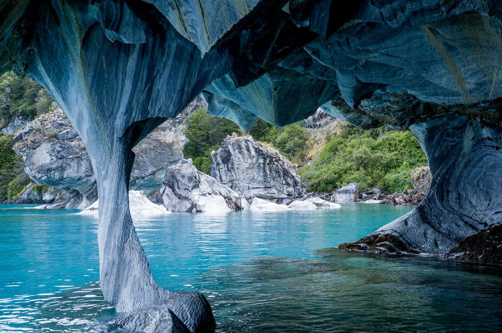 Las 15 cuevas m s bonitas del mundo impresionante for Distribuidoras de marmol en chile