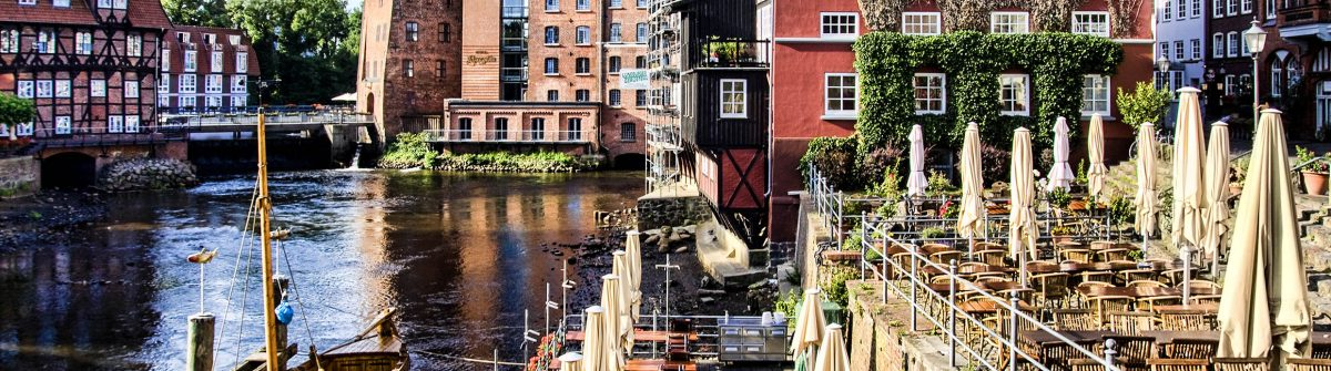 Historic city of Lueneburg, near Hamburg, Germany shutterstock_79237969-2